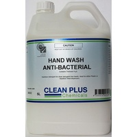 CLEAN+ 5LT ANTI BACTERIAL LIQUID SOAP