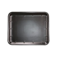 TRAYS FOAM BLACK IKON 11X9