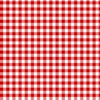 GREASEPROOF 19X15CM GINGHAM RED PRINT