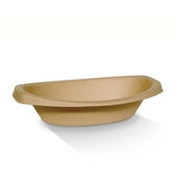 BAMBOO COMPOSTABLE BOWL OVAL 20OZ