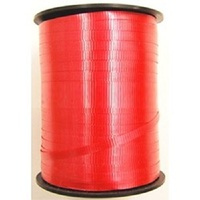 CURLING RIBBON 5MMX457M RED