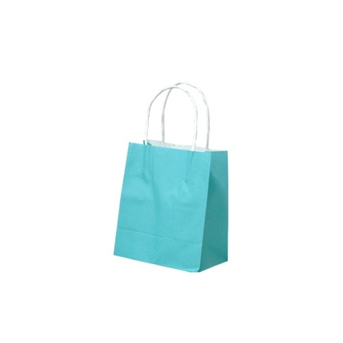PAPBAG STR/HND TODDLER BLUE 170X200X100
