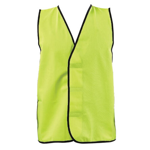 SAFETY VEST DAY YELLOW SMALL