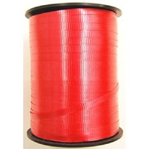 CURLING RIBBON 5MMX460M RED